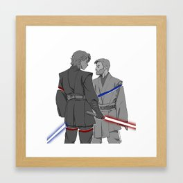 You Were My Brother Framed Art Print