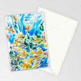 M Street Beach Stationery Cards