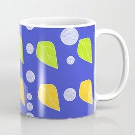 circle leaves Coffee Mug