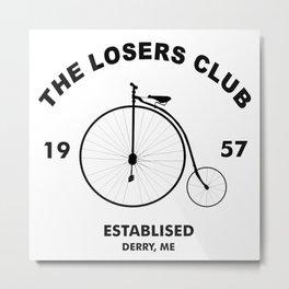 The Losers Club Metal Print