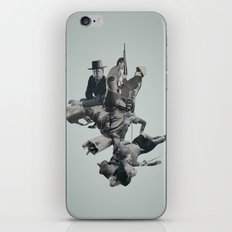 Rib Cage iPhone & iPod Skin