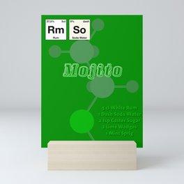 Mojito Mini Art Print