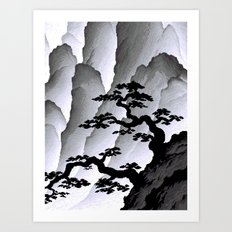 Landscape XVIII Art Print