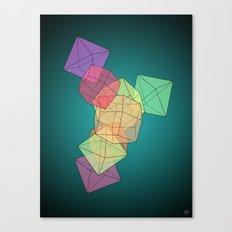 Ambivilance Canvas Print