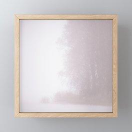 Misty Atmosphere Framed Mini Art Print