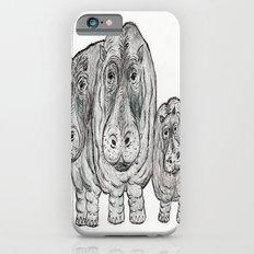 Hippos Slim Case iPhone 6s