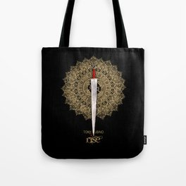 Rise Rubino Sword Tote Bag