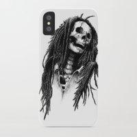 reggae iPhone & iPod Cases featuring the Legend of Reggae by Motohiro NEZU