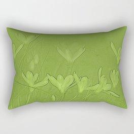Freesia Imprint Rectangular Pillow