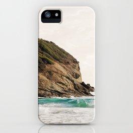 Strands Beach, Dana Point iPhone Case
