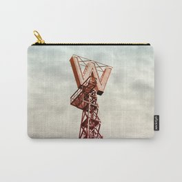Woodwards in Clouds Carry-All Pouch