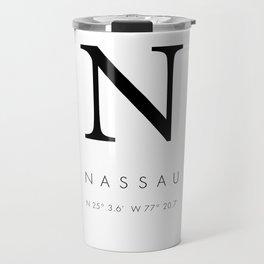 25North Nassau Travel Mug