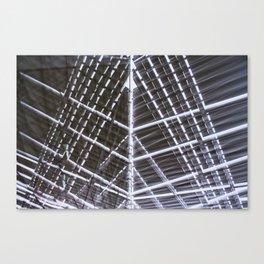 Geometric Distortions - 2 Canvas Print
