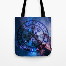 Viking - Aegishjalmur Tote Bag
