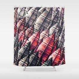feuervogel Shower Curtain