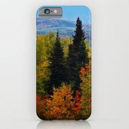 Mont Albert From Afar iPhone Case