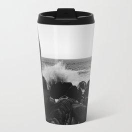 Monochrome Mexico Travel Mug