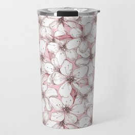 Chery blossom Travel Mug