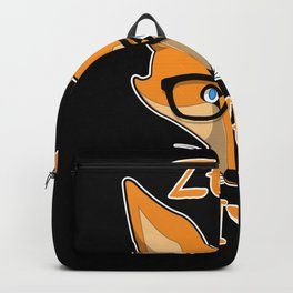 Zero Foxes Given Backpack