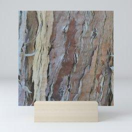 TEXTURES -- Fern-Leaved Ironwood Bark Mini Art Print