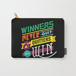 WIN Carry-All Pouch
