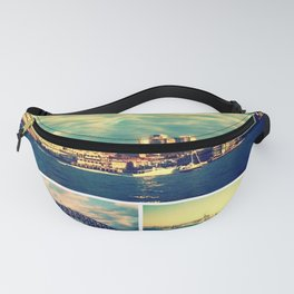 Postcards from Sydney Fanny Pack