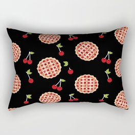 Pies trendy food fight apparel and gifts Rectangular Pillow