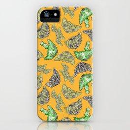 """""""Oro?"""" Cactus Mustard iPhone Case"""
