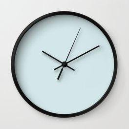 Solid Color Seris - Moonmist Wall Clock