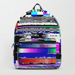 Glitch Ver.1 Backpack
