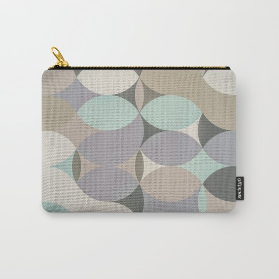 Circles III Carry-All Pouch