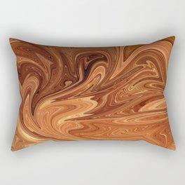 Desert Stone Rectangular Pillow