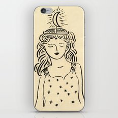 Selene iPhone & iPod Skin