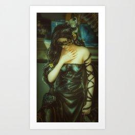 Fantasy Figure Art Print