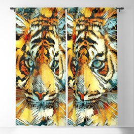 AnimalArt_Tiger_20170607_by_JAMColorsSpecial Blackout Curtain