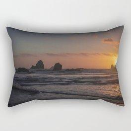 Trinidad Sunset Rectangular Pillow