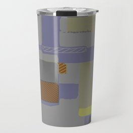 Circuits and Shapes II Travel Mug