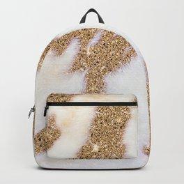 golden cowhide [iii.2021] Backpack