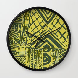 queQue Wall Clock