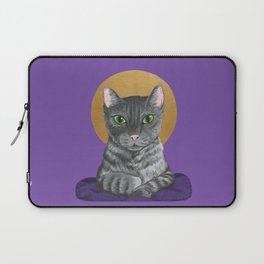 Lord Catpernicus Laptop Sleeve