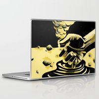 patriots Laptop & iPad Skins featuring Patriots and Heroes by Aaron Bir
