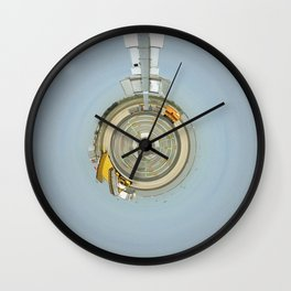 Airport Wall Clock