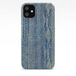 Ndop Cameroon West African Textile Print iPhone Case