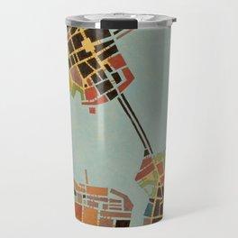 cypher number 8  (ORIGINAL SOLD). Travel Mug