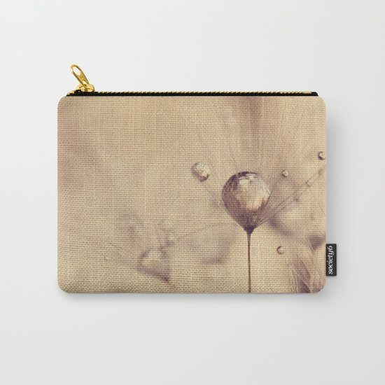 dandelion gold Carry-All Pouch