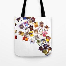 Furby Takeover  Tote Bag