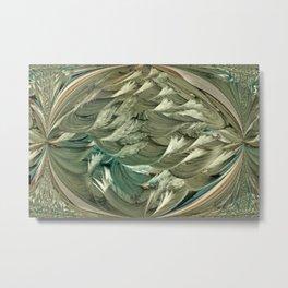Feng Metal Print