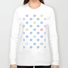 Watery Specks Long Sleeve T-shirt
