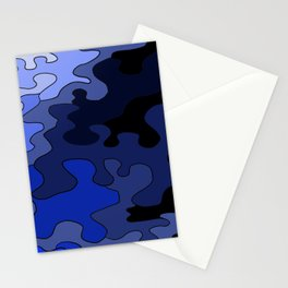 Venture In Darkness Stationery Cards