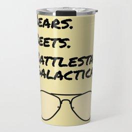 Bears. Beets. Battlestar Galactica. Travel Mug